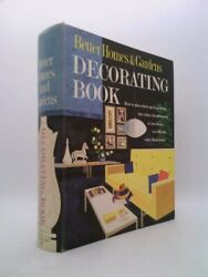 Better Homes And Gardens Decorating Book How To Plan Colors And Furnishings...