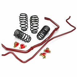 Eibach Springs And Sway Bars For 07-10 Ford Mustang Shelby Gt500 Coupe / Vert