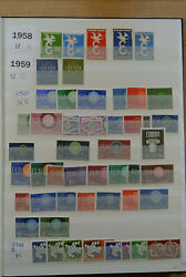 Lot 23636 Stamp Collection Europa Cept 1958-2013