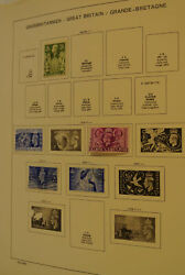 Lot 19853 Stamp Collection Europa Ca. 1940-1970.