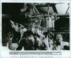1990 Press Photo Christopher Lee In A Scene From Gremlins 2 The New Batch.