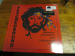 Psycheground Group Psychedelic And Underground Rsd 2021 6/12 Lp Vinyl Record New