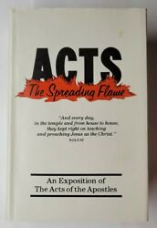Acts The Spreading Flame Harding University's 1989 Lectures Hardcover