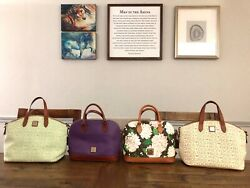 Dooney and Bourke Purse Lot 4 $360.00