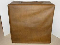 Brown Vinyl Cover For Monoprice 611815 Stage Right 1x12 Guitar Amp Mono002