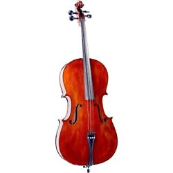 Cremona Sc-175 Premier Student Series Cello Outfit 1/2 Outfit