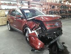 Driver Front Door Sport Without Memory Driver Seat Fits 11-17 Explorer 296589