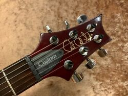 Paul Reed Smith Prs S2 Custom24 Black Cherry And0392013used 48-time No-interest