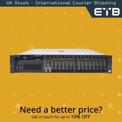 Dell Poweredge R730 1x16 2.5 Hard Drives - Build Your Own Server
