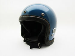 Shelby Cobra Vintage Helmet Racer Car Racing Ac Classic Indy Snell 1968 Rare