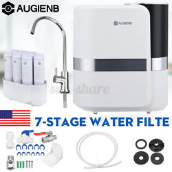7 Stage Drinking Reverse Osmosis System Plus 7 Express Water Filter Machine Us