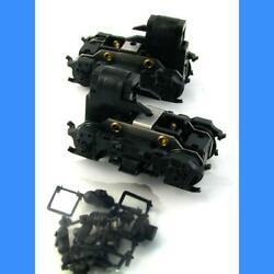 Gp-38-2 40-2 50 And 60 Blomberg Type M Truck Set Dummy Units 90469 Athearn Ho