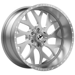 4-xfx Forged Xfx-301 26x12 5x5/5x5.5 -44mm Brushed Wheels Rims 26 Inch
