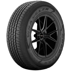 4-245/60r18 Goodyear Wrangler Fortitude Ht 105t Sl/4 Ply Bsw Tires