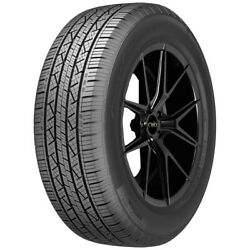 4-275/45r20 Continental Cross Contact Lx25 110v Xl/4 Ply Bsw Tires