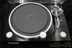 Yamaha Gt-2000l Turntable Audio Equipment With Manual Very Good Condition Japan