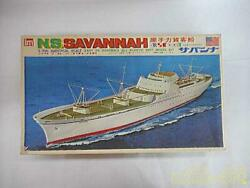 Ikko Model Nuclear-powered Passenger Ship Savanna Missing Due To Instructions