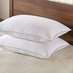 2 Pack Collection Super Soft Pillow For Sleeping With Bamboo Materials Fill