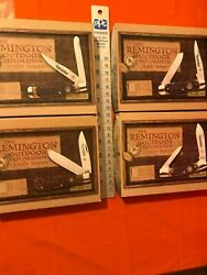 Remington 2008 Outdoor Exploration Knife Series North, South, East And West Usa
