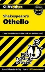 Shakespeare's Othello By Cliffs Notes Staff Helen Mcculloch Gary Carey