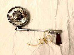Vintage Classic Car Spotlight Fog Lamp 1950s Pulled From A Studebaker