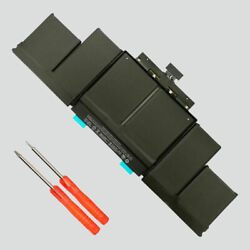 New A1494 Battery For Macbook Pro 15inch A1398 Late 2013 And Mid 2014