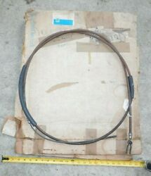 Nos Parking Brake Cable For 1963-67 Chevy Series 20 D-d Trucks 1967 Series 30