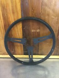Triumph Spitfire 1970-76 And Tr6 Andbull Bare 3 Spoke Steering Wheel. Used. T2584