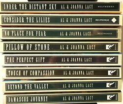 Hannah Of Fort Bridger Joanna And Al Lacy Complete Series Lot Of 8 Pre-owned. Cb