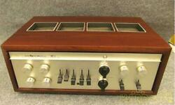 Luxman Control Amplifier Tube Type Cl 35 Ⅱ From Japan
