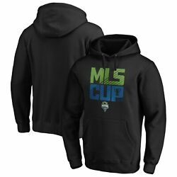 Seattle Sounders Fc Fanatics Branded 2019 Mls Cup Bound High Press Pullover