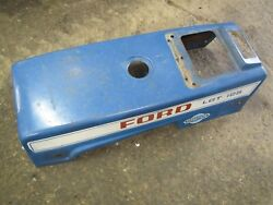 Ford Lgt-100 120 145 165 125 Open Side Tractor Hood