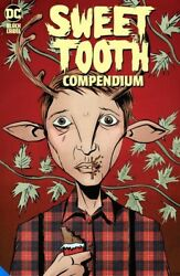 Sweet Tooth Compendium Graphic Novel Jeff Lemire Dc Comics 920 Pages Tpb