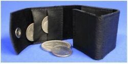 Coin Carrier Leather for Magic Tricks $9.00