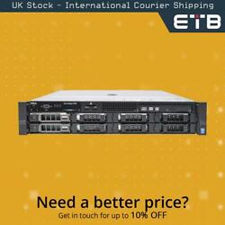 Dell Poweredge R730 1x8 3.5 Hard Drives - Build Your Own Server