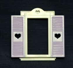 Toys R Us You And Me Happy Together Dollhouse Outside Window And Inside Molding