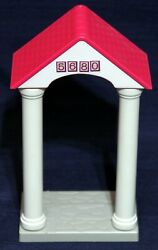 Toys R Us You And Me Happy Together Dollhouse Outside Front Entrance Way Only