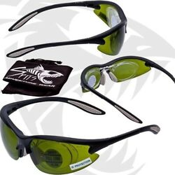 Magweld Ir3 Full Magnifying Torch Welding Safety Glasses Ansi Z87.1+ Compliant