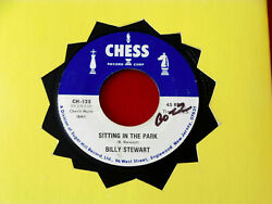 Billy Stewart Sitting In The Park Near Mint Reap What You Sow Chess Soul