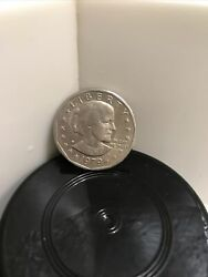 Rare Susan B Anthony Liberty 1979 D One Dollar U.s. Mint Coin Ungraded