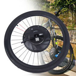 Electric Bicycle E-bikes 20/24 Bicycle Front Wheel Motor Conversion Kits 240w
