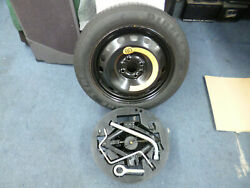Fiat 500 15 Inch Space Saver Spare Wheel And Tyre Pirelli With Jack Kit 2007-2018