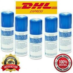 Ethylchloride Spray 100ml For Relief Pain Sport Man Woman Exp 2023 Dhl Express