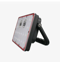 24+2 Lamp Usb Rechargeable Work Light Led Working Camping Function Worklight Us