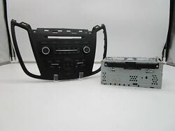 2017 2018 2019 Ford Escape Radio Receiver Cd Player And Radio Control Panel