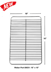 Cooking Grid Grate Replacement Part For Weber Go-anywhere Charcoal Gas Grill Bbq