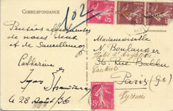 Igor Stravinsky - Autograph Note Signed 06/28/1936 With Co-signers