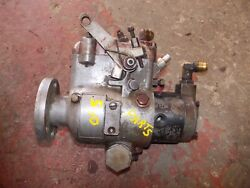Farmall Ih 560 Diesel Tractor Roosa Master Fuel Injection Injector Pump Forparts