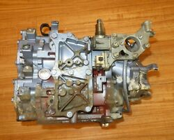 1977 25 Hp Omc Johnson Evinrude Outboard Engine With Good Compression