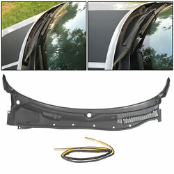 New Windshield Wiper Cowl Grille Panel For 08-19 Dodge Challenger
